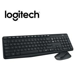 Logitech羅技MK315無線靜音鍵盤滑鼠組
