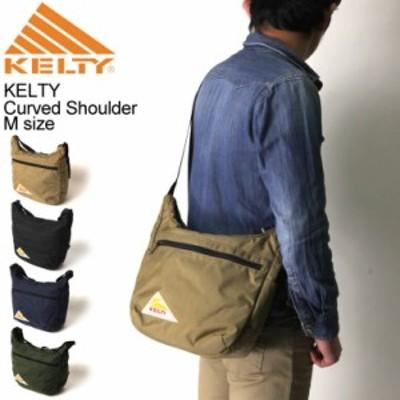 KELTY(ケルティ) ヴィンテージ ライン カーブショルダーバッグ Mサイズ ショルダーバッグ ボディバッグ