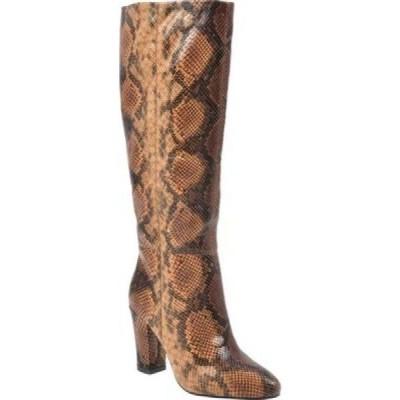 ホワイトマウンテン White Mountain レディース ブーツ シューズ・靴 Cosmic Snake Print Tall Boot Sunset/Exotic Synthetic Leather