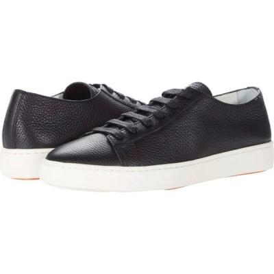 サントーニ Santoni メンズ シューズ・靴 Cleanic Black