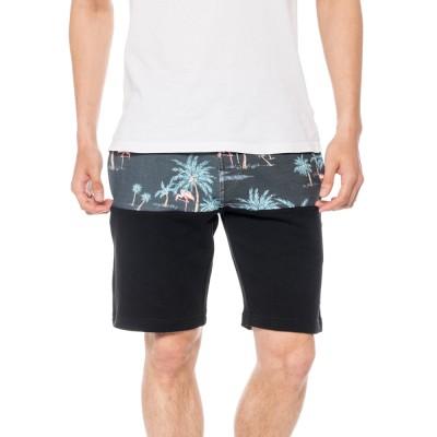 【OUTLET】BILLABONG メンズ FIFTY50 SWEAT SHORTS ウォークパンツ/ショートパンツ【2019年夏モデル】