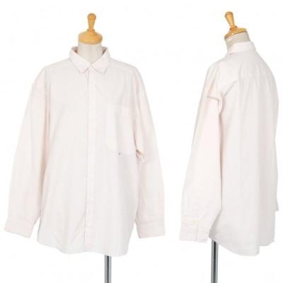 マドモアゼルノンノンMademoiselle NON NON グラフチェックシャツ 薄ピンクS位 【レディース】