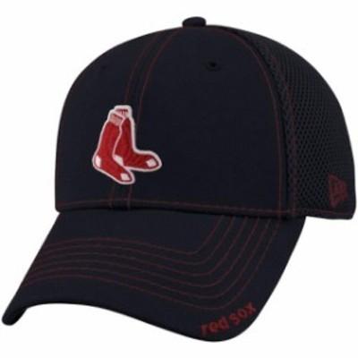 New Era ニュー エラ スポーツ用品  New Era Boston Red Sox Navy Blue Neo 39THIRTY Stretch Fit Hat-