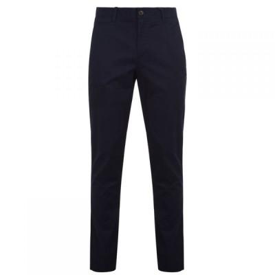 ハウィック Howick メンズ チノパン ボトムス・パンツ Chino Regular Trousers Navy