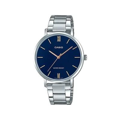 10年保証 日本未発売 CASIO カシオ スタンダード レディース LTP-VT01D-2B 腕時計 キッズ 子供 女の子 チープカシオ チプカシ