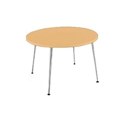 コクヨ      ミーティングテーブル 円形 EAT IN イートイン  Φ1200×D1200×H700MM LT-M348 ナチュラル