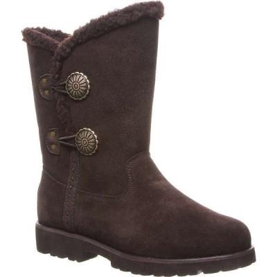 ベアパウ レディース ブーツ・レインブーツ シューズ Bearpaw Women's Wildwood Boot