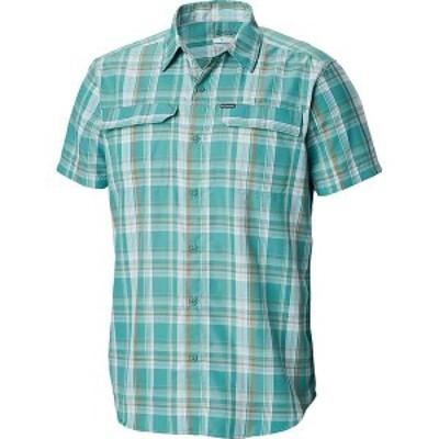 コロンビア メンズ シャツ トップス Columbia Men's Silver Ridge 2.0 Multi Plaid SS Shirt Copper Ore Plaid