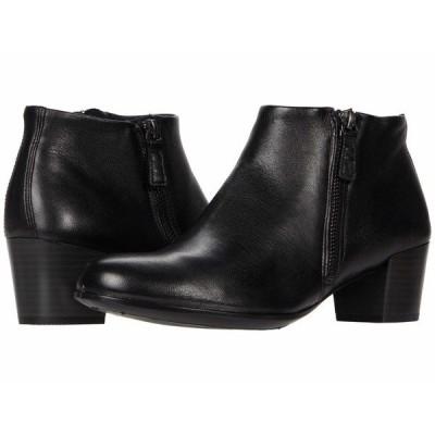 エコー ブーツ&レインブーツ シューズ レディース Shape 35 Zip Boot Black