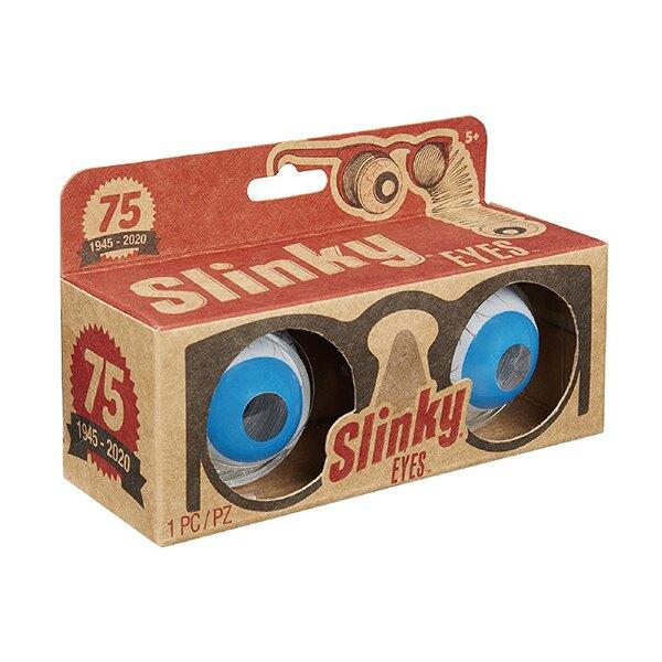 【美國Slinky】 彈跳眼球(75週年典藏包裝)  ★產地:美國 / 萬聖節 / 派對 / Party / 變裝