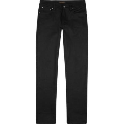 ヌーディージーンズ Nudie Jeans メンズ ジーンズ・デニム ボトムス・パンツ Skinny Lin Black Jeans Black