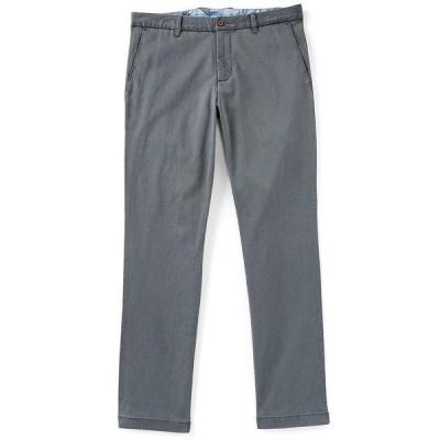 トッミーバハマ メンズ カジュアルパンツ ボトムス Boracay Flat-Front Stretch Sateen Pants Fog Grey