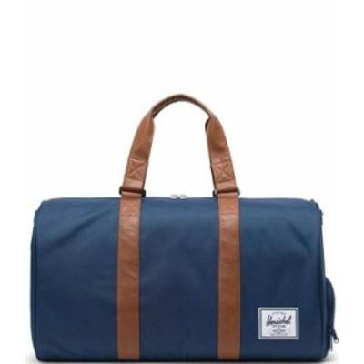 ハーシェルサプライ レディース ボストンバッグ バッグ Novel Duffel Bag Navy