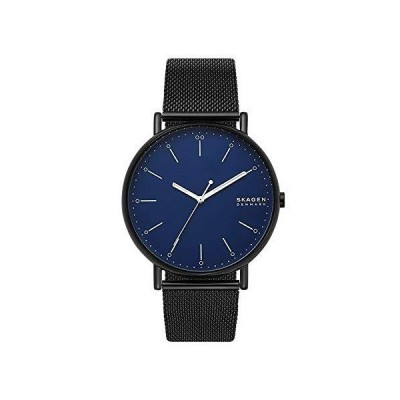 海外限定 Skagen Mens Analogue Quartz Watch with Stainless Steel Strap SKW6529