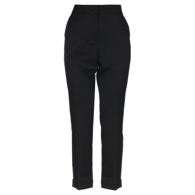 ドロシーシューマッハ DOROTHEE SCHUMACHER パンツ ブラック 2 バージンウール 98% / ポリウレタン 2% パンツ