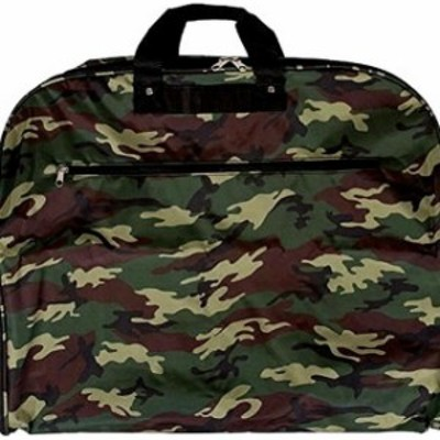 World Traveler ワールドトラベラー 旅行用品 キャリーバッグ World Traveler Camouflage 40&#034 Hanging Garment Bag
