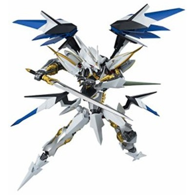 ROBOT魂 クロスアンジュ 天使と竜の輪舞 [SIDE RM] ヴィルキス 約140mm ABS(中古品)