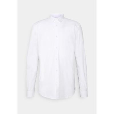トムテイラーデニム メンズ シャツ トップス FESTIVE - Shirt - white white