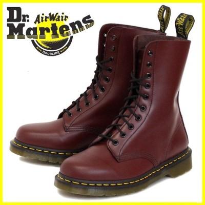 Dr.Martens ドクターマーチン 1490 10EYE BOOTS 10ホールブーツ CHERRY RED チェリーレッド