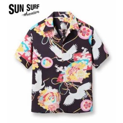 サンサーフ SPECIAL EDITION ALOHA SHIRT 21Model  SUN SURF THE CRY OF CRANE SS38679