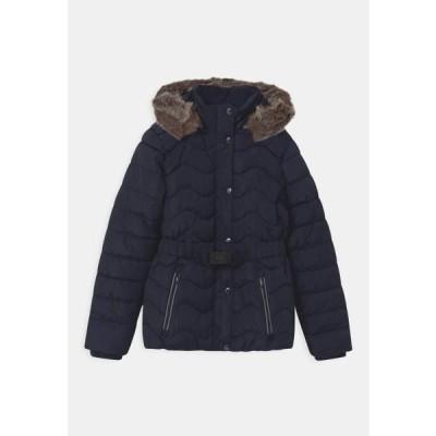 キッズ ファッション Winter jacket - dark blue