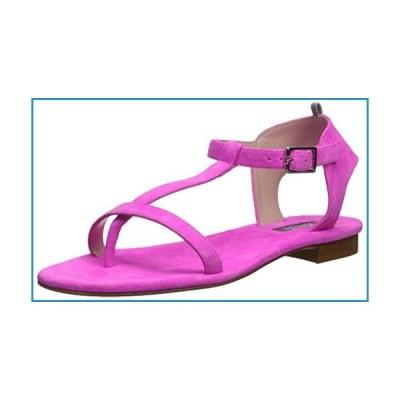 新品SJP by Sarah Jessica Parker Women's Veronika Slide Sandal Candy Suede 37.5 B EU (7 US)【並行輸入品】