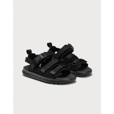 ニューバランス New Balance レディース サンダル・ミュール シューズ・靴 750 Sandals Black