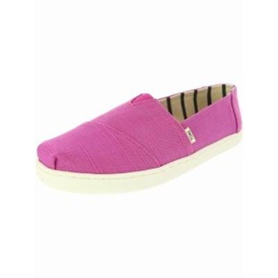 Heritage  ファッション シューズ Toms Classic Heritage Canvas Slip-On Shoes