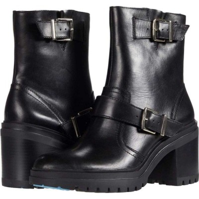 ケネス コール Kenneth Cole New York レディース シューズ・靴 Rhode Heel Buckle Black Leather