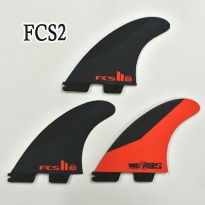 FCS2 FIN/エフシーエス2 JS JASON STEVENSON/ジェイソンスティーブンソン PC/パフォーマンスコア CHARCOAL/RED MEDIUM トライ3本[返品、交換及びキャンセル不可]