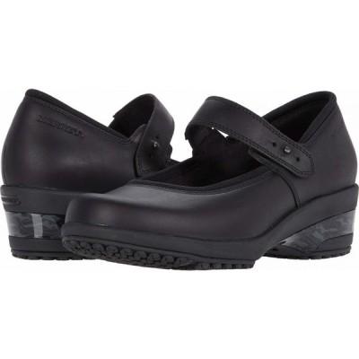 メレル Merrell Work レディース シューズ・靴 Valetta Strap AC+ Pro Black