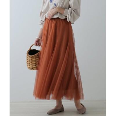 Ray Cassin / ボリュームチュールスカート WOMEN スカート > スカート