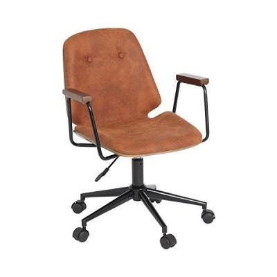 タマリビング(Tamaliving) ブロンコ ホームチェア デスクチェア パソコンチェア 学習チェア 肘掛け椅子 キャスタ