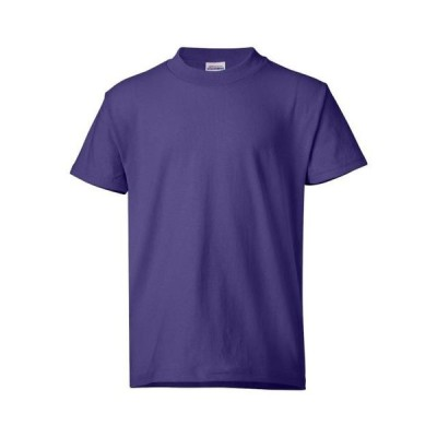 キッズ 衣類 トップス Hanes - EcosmartTM Youth Short Sleeve T-Shirt - NIB グラフィックティー