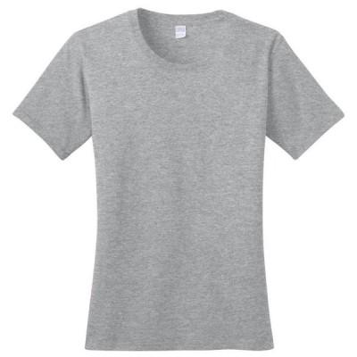 レディース 衣類 トップス Port & Company Women's Comfort Ring Spun Essential T-Shirt グラフィックティー