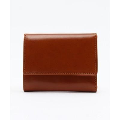 HERRINGBONE CLUB / オリーチェレザー三つ折り財布 MEN 財布/小物 > 財布