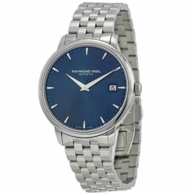 レイモンドウイル 腕時計 Raymond Weil 5588-ST-50001 メンズ Toccata トッカータ Blue クォーツ Watch