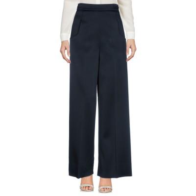 ローラン ムレ ROLAND MOURET パンツ ブラック 12 アセテート 70% / レーヨン 26% / ポリウレタン 4% パンツ
