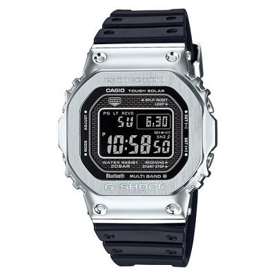 国内正規品 CASIO G-SHOCK カシオ Gショック フルメタルケース アプリ対応 Bluetooth メンズ腕時計 GMW-B5000-1JF