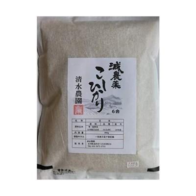 玄米 お試しサイズ900g 「やわらか玄米」令和2年産(2020年産新米) 石川県白山市産 有機肥料で育てた減農薬米 コシヒカリ … (90