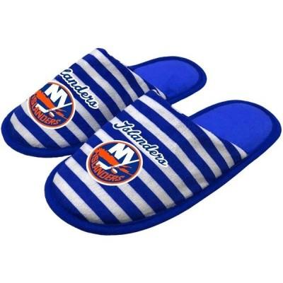 フォーエバーコレクティブルズ レディース サンダル シューズ New York Islanders Women's Scuff Slippers