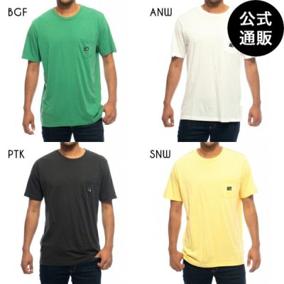 SALE 2020 RVCA ルーカ メンズ ANP POCKET SS Tシャツ 2020年秋冬モデル  全4色 S/M/L rvca
