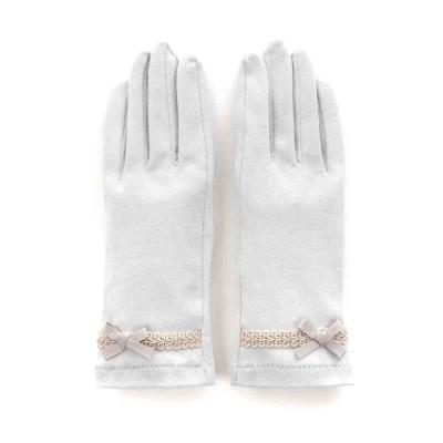 エテルナ 抗菌 防臭 UV 防護 機能 おしゃれ 人気 通勤 ドライブ アウトドア ショッピング レディース ファッション フォーマル 服飾雑貨 手袋