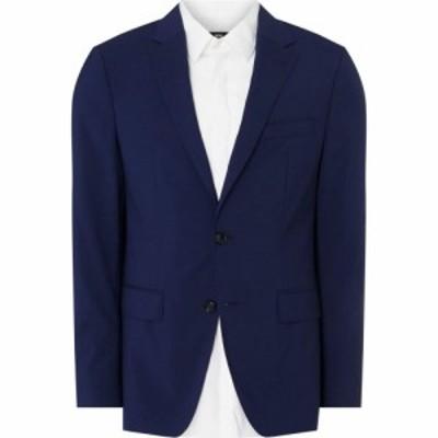 トミー ヒルフィガー Tommy Hilfiger メンズ スーツ・ジャケット アウター Tommy Single Breasted 2 Buttoned Regular Fit Jacket Blue