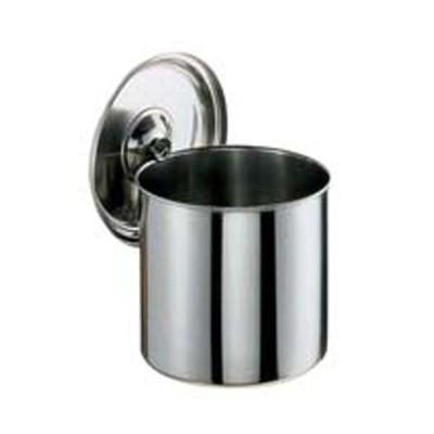 厨房用品 保存容器 / クローバー モリブデン キッチンポット目盛付 8cm 寸法: 内径:80 x 深さ:80mm 容量:0.38L