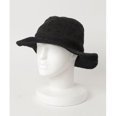 Clef OUTDOOR / 【グレース】ウェーブハットウォッシュバック / grace WAVE HAT WASHBACK MEN 帽子 > ハット