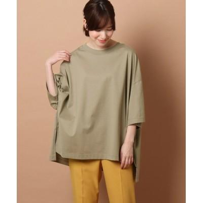 DRESSTERIOR(Ladies)(ドレステリア(レディース)) COGTHEBIGSMOKE(コグ ザ ビッグ スモーク) MASSIVE Tシャツ