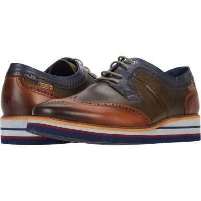 ピコリノス Pikolinos メンズ シューズ・靴 Durcal M8P-4009C1 Brandy