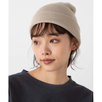 カラービーニー ビーニー レディース メンズ ユニセックス 男女兼用 ニットキャップ ニット帽 キャップ 帽子 ニット アクリル WEGO ウィゴー