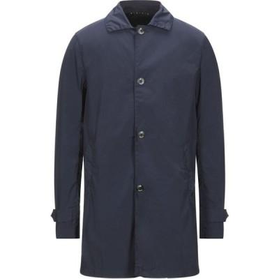 メイソンズ MASON'S メンズ ジャケット アウター Full-Length Jacket Dark blue
